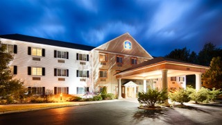 Best Western Plus Sharon, MA