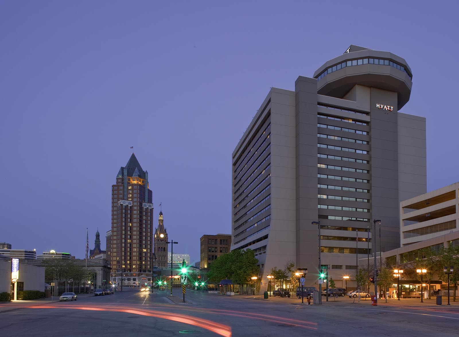 Hyatt Regency Milwaukee, WI